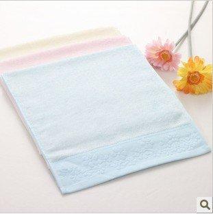Free shipping!wholesale big size 5pcs/lot 100% bamboo fiber women absorbent soft  towel/ face towel /face cloths/washer towel