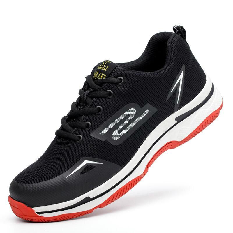 Botas Plus Calçados Confortável Sneaker Size Trabalhador Ferramentas De Do Canteiro Obras Mens Aço Cobre Trabalhando Segurança Biqueira Casual RArawAqtx8