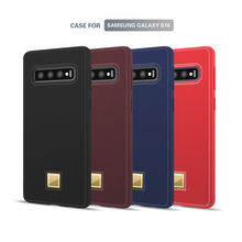Galaxy S10e étui pour samsung galaxy S10 téléphone antichoc galaxy S10plus capa de protection samsung s10lite funda S 10 plus(China)