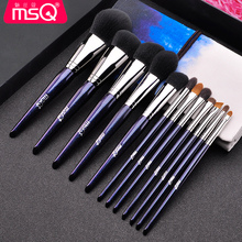 12pcs/set Makeup Brush Tools Face Eyeshadow Foundation Make Up Brushes Beauty Set Blush Professional Kit Brand New Hot Selling