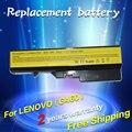 JIGU Laptop Battery For Lenovo IdeaPad G460 G560 V360 V370 V470 B470 G460A G560 Z460 Z465 Z560 Z565 Z570 LO9S6Y02 LO9L6Y02