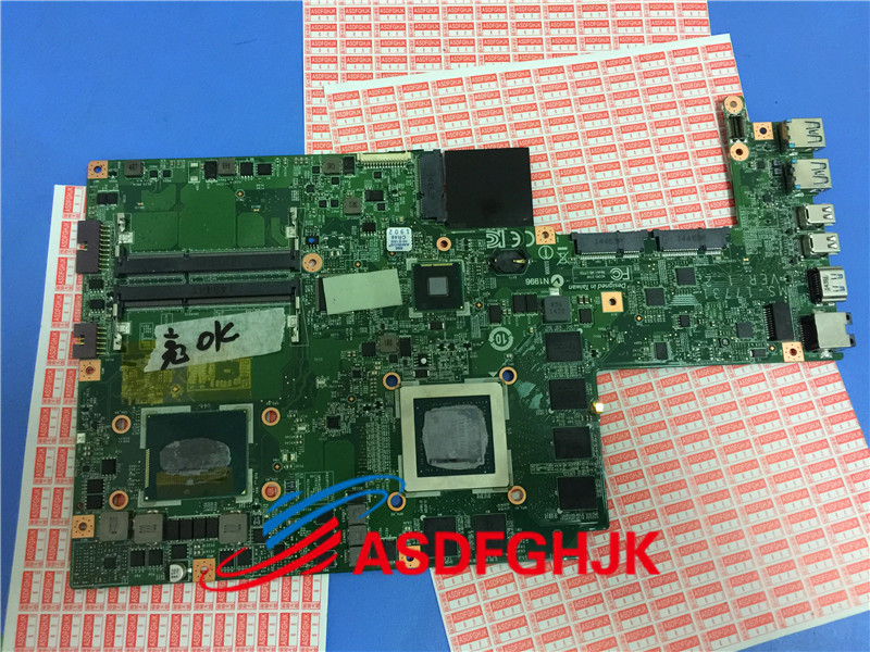 original ms-17731 ms-1773 for MSI gs70 motherboard WITH CPU I7-4700HQ And GTX970M fully tested OK