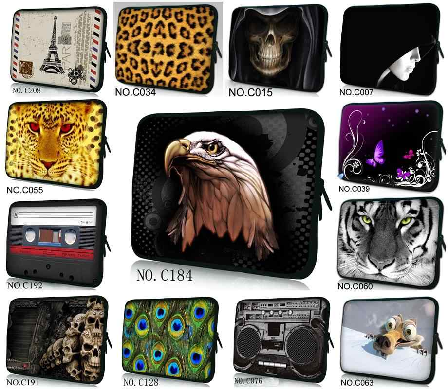 "11.6 ""12"" Inch Colorful Lembut Neoprene Laptop Sleeve Case Netbook Bag Pouch Cover Untuk 11.6 inch Acer C7 Chromebook Netbook"