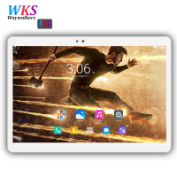 Original 10 Inch Tablet Pc Android 7 0 RAM 4GB ROM 64GB Dual SIM Card Wifi