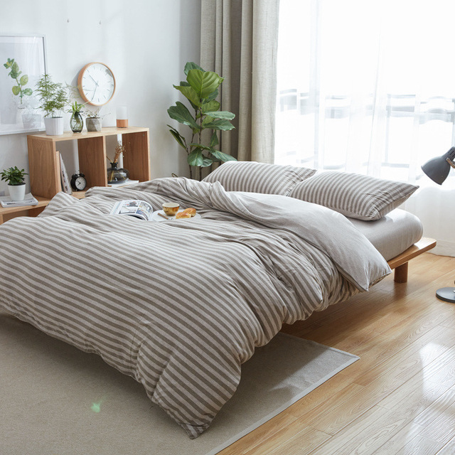 bettw sche muji my blog. Black Bedroom Furniture Sets. Home Design Ideas