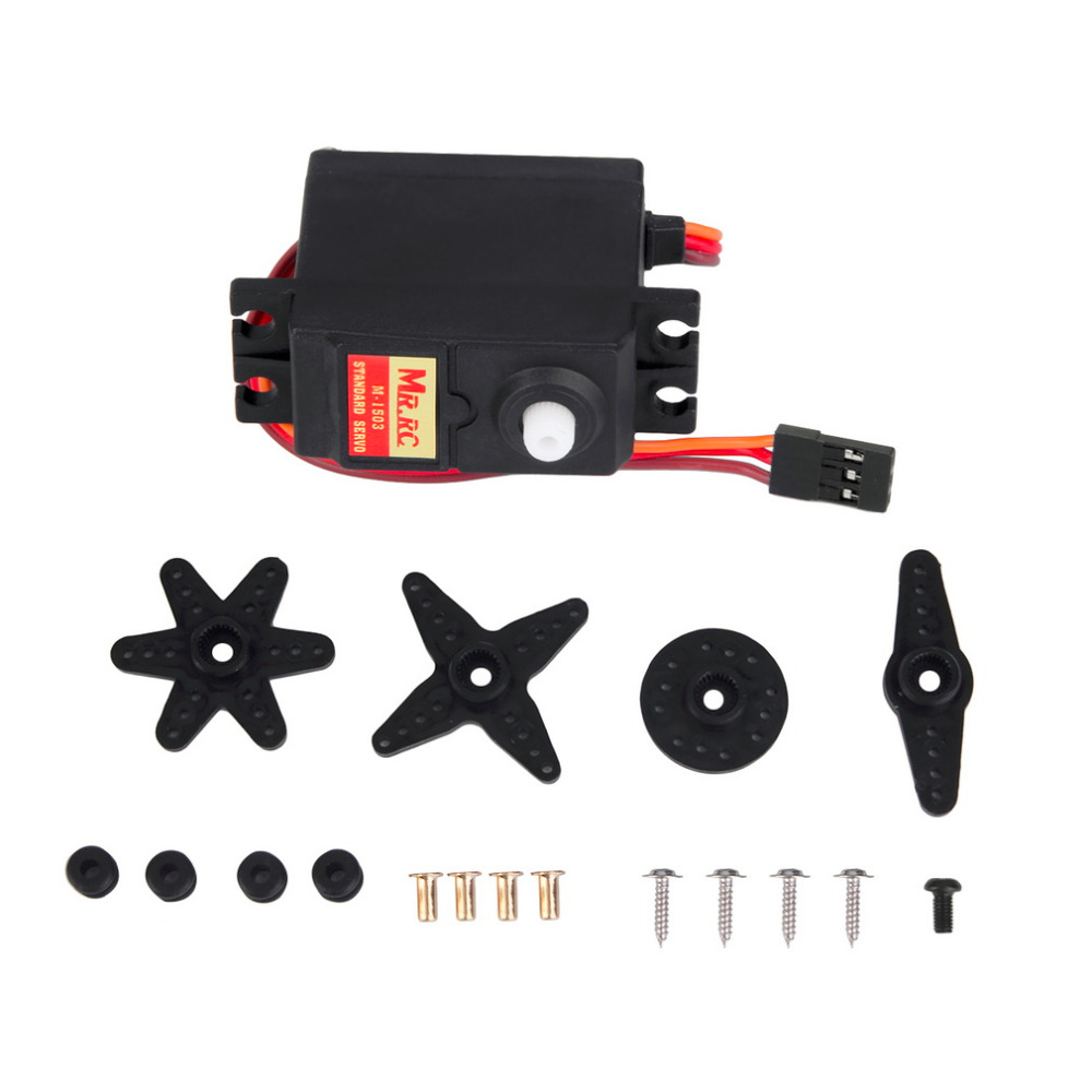 Hot 3pcs High Torque Standard Servo For Futaba S3003 RC Car Plane Boat Helicopter New Sale