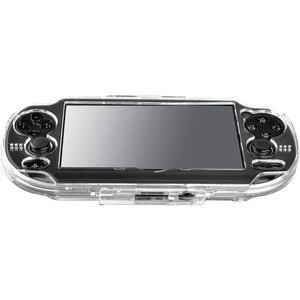 Image 3 - Yoteen קריסטל מקרה עבור PS Vita שקוף פגז עבור PSV 1000 2000 הגנת כיסוי עבור PSV/PSV slim ברור קשה פלסטיק מקרה