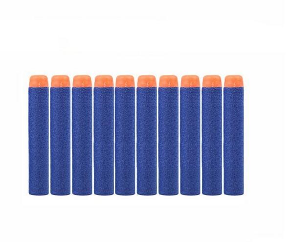 100Pcs Nerf Refill Bullet Darts For Nerf N-Strike Elite Series Blasters