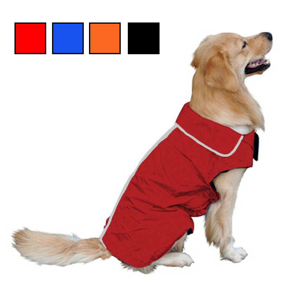 Dog Coats Winter Clothes for Large Dogs Waterproof Coat
