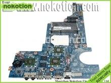 NOKOTION 638855-001 für HP G4 G6 G7 serie laptop motherboard DA0R22MB6D0 Radeon HD 4250 DDR3 garantie 60 tage