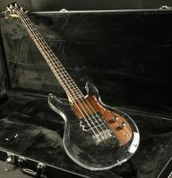 Dan ArmStrong Ampeg 4 Strings Acrylic Body Electric Bass Guitar Crystal Guitar Free Shipping Rosewood Pickguard