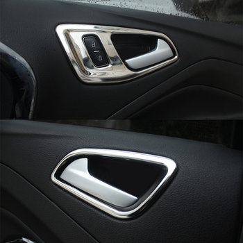 For Ford Escape Kuga 2013-2015 2016 2017 2018 Chrome