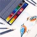 FABER CASTELL 12/24/36/48 цветной масляный цветной карандаш  ручная роспись  цветной карандаш  набор жестяных коробок