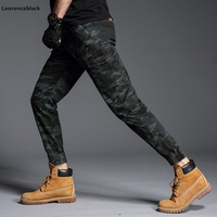 cargo pants for men Cotton Mens Jogger Pants 2019 Men Camouflage Military Pants Comfortable Cargo Trousers Camo Jogger mens 6653