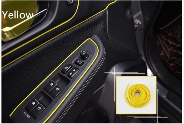 5 m Ho Nieuwe Inbouwen accessoires Voor Peugeot 107 207 307 307 S ...