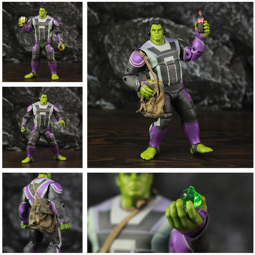 font-b-marvel-b-font-avengers-4-endgame-hulk-quantum-suit-8-20cm-action-figure-movie-robert-bruce-banner-legends-original-zd-toys-doll