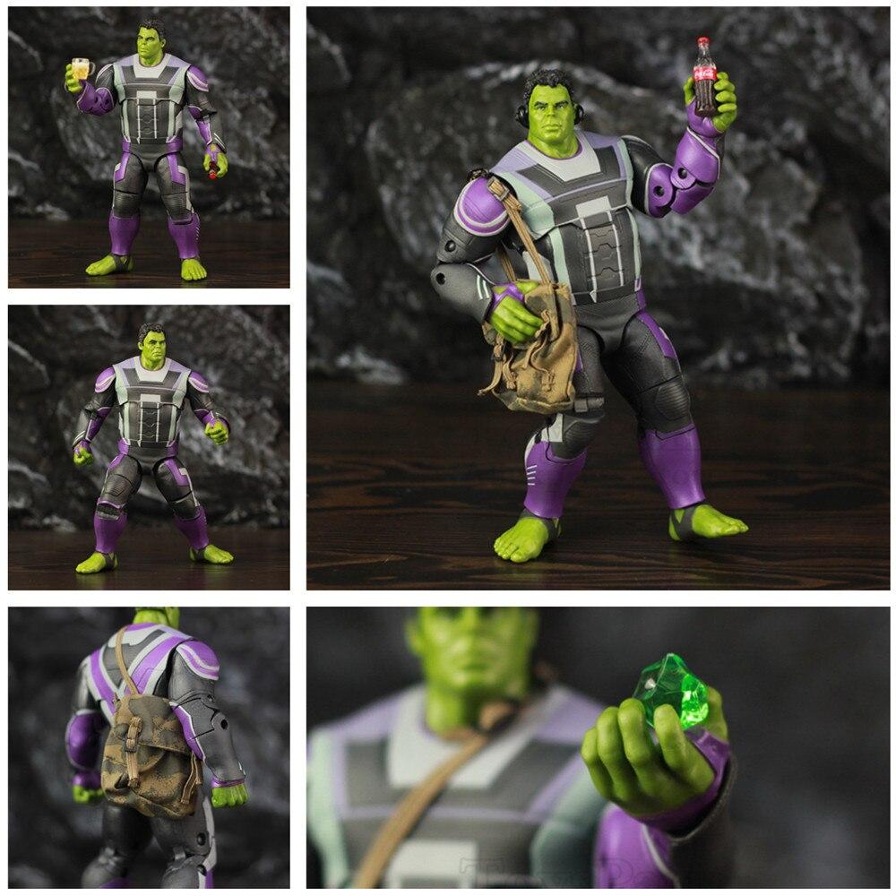Endgame 4 Marvel Avengers Hulk Quantum Terno 8