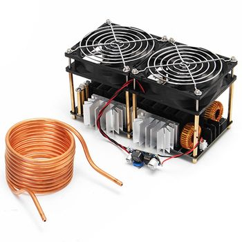ZVS 12V-48V 40A High Frequency Induction Heating Module Without Tap 1800W