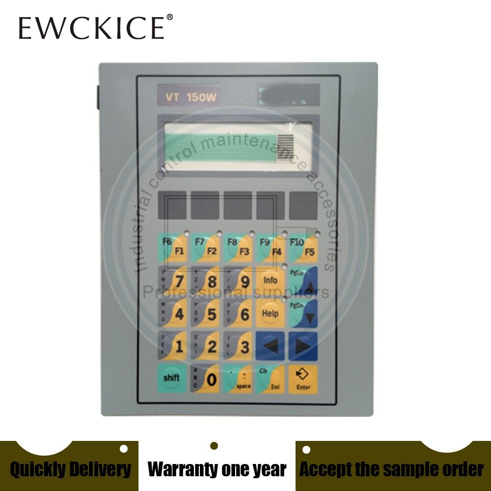 NEW VT 150W VT150W 00000 VT150W00000 VT150W 000DP VT150W000DP VT150W A00CN VT150WA00CN HMI PLC Membrane Switch keypad keyboard цена 2017