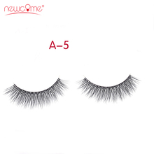 лучшая цена 3 Pair fake Lashes 3D Mink lashes Full Strip Lashes Handmad False Lashes Eye Lash Natural Eyelashes Extension for professional