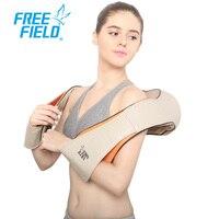 Free Field U Shape Eletrical Infrared Heating Neck Massage Shoulder Shiatsu Kneading Simulated Back Massage Machine