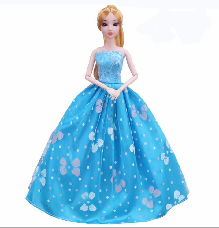 Cinderella Fairytale Fashion Pack Doll Accessories: NK One Set Fashion Princess Doll Dress Beautiful Costumes
