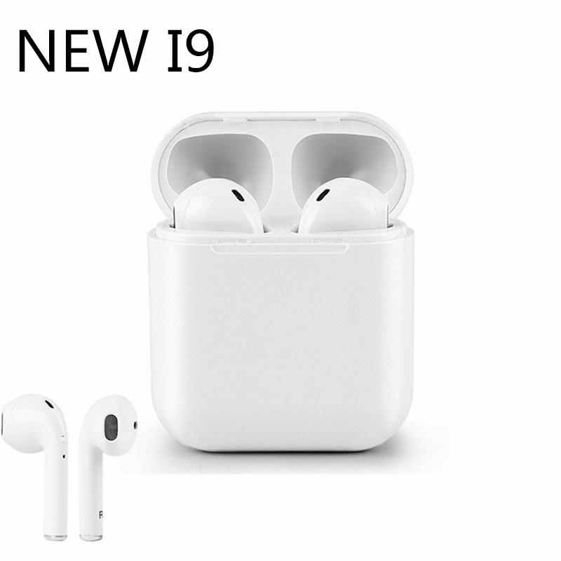 i9 Wireless Earphones Wireless Earphone Bluetooth Fone de ouvido Bluetooth Headphone noise canceling earbuds Bluetooth Headset ipx8 bluetooth earphone mp3 bluetooth headphones wireless earphones airpods handsfree ear noise cancelling fone de ouvido