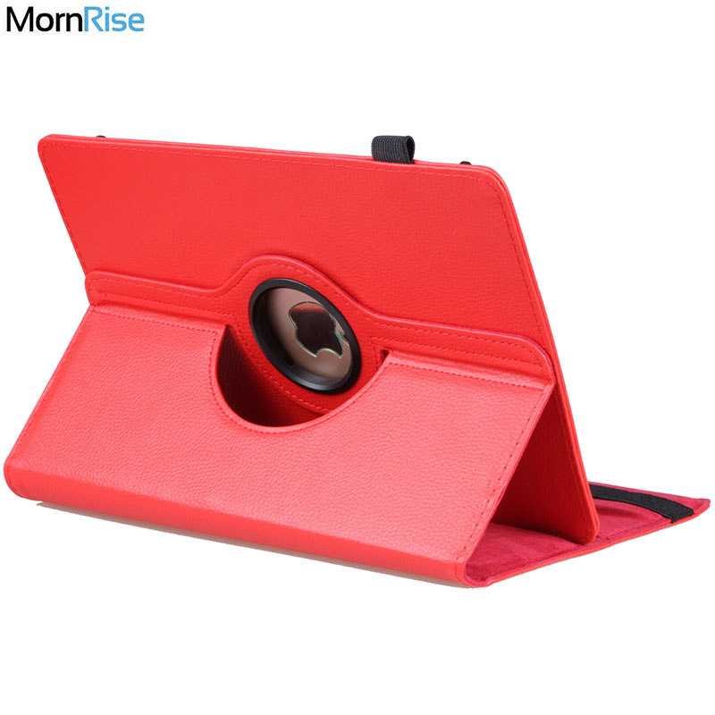 New Premium PU Leather Stand Cover For Tablet 10.1 Universal Case Fundas 10 Inch EBook Tablet Case 360 Rotating Free Shipping