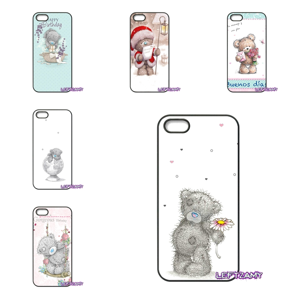 Tatty Teddy Me To You Bear Hard Phone Case Cover For HTC One M7 M8 M9 A9 Desire 626 816 820 830 Google Pixel XL One Plus X 2 3
