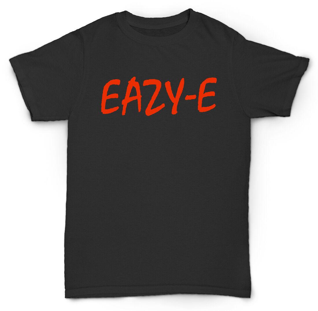 EASY E T SHIRT ICE CUBE NWA RED MC DJ HIP HOP WEST COAS