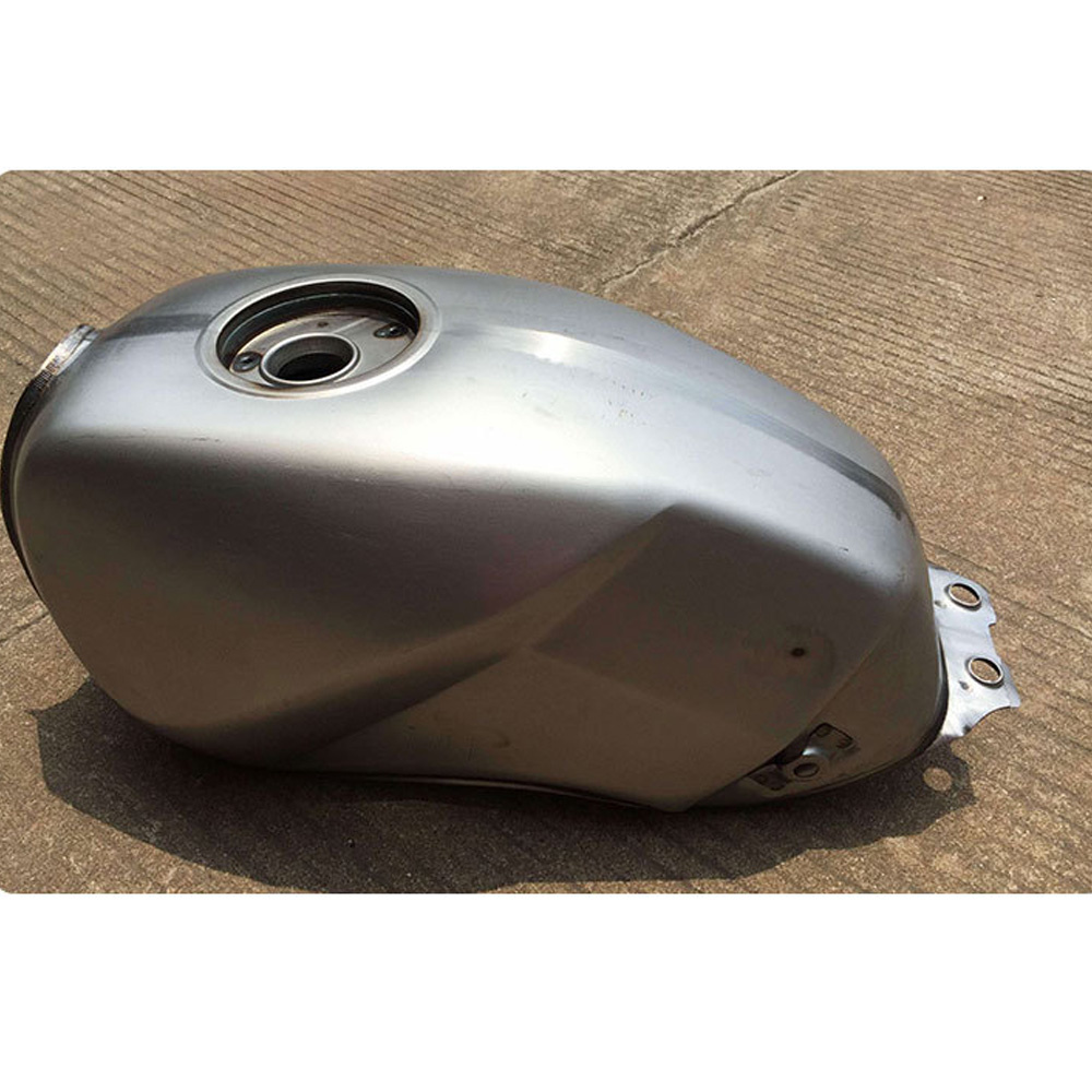 Motorcycle Cafe Racer Tank Vintage 8L 2.1 Gallon Fuel Gas Can 2.1Gal Retro Petrol Tanks For SUZUKI GS125 250 GN GS Universal стоимость