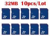 10ピース/ロットsdカード32メガバイトアラカルトsdメモリーカード卸売中国サプライヤー安い高品質コンパクトフラッシュのため