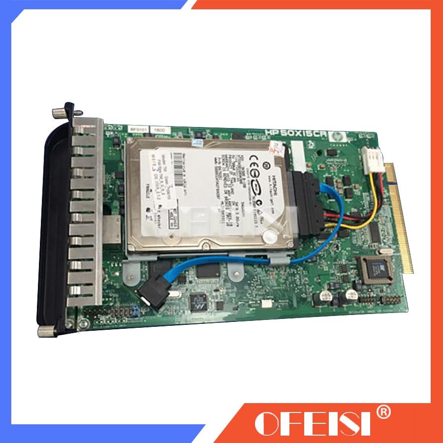Nouveau original DesignJet T1100 T1100PS Carte de formateur Formateur Carte Q6683-67030 Q6683-60193 Q6683-60021 comprennent disque dur Pièces