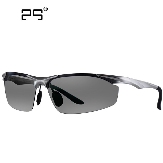 Aluminum Magnesium Polarized Sunglasses Men Sports Sun glasses Brand for Mens Driving Fishing Outdoor Male Eyewear w/BOX 2206