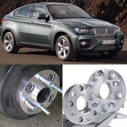 Teeze 4 sztuk 5X120 74.1CB o grubości 25mm Hubcenteric przekładka koła adaptery dla BMW X5 2007 +/X6 2008 +