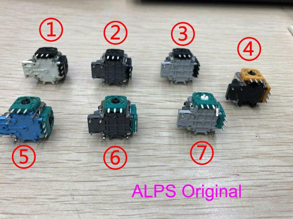 150pcs Original ALPS Right Left Joystick 3D Analog Stick Sensor for PS4 PS3 Xbox one WiiU