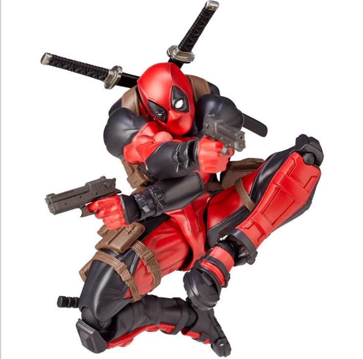 Kotobukiya Marvel X-men Deadpool PVC 16cm Action Figure Toys