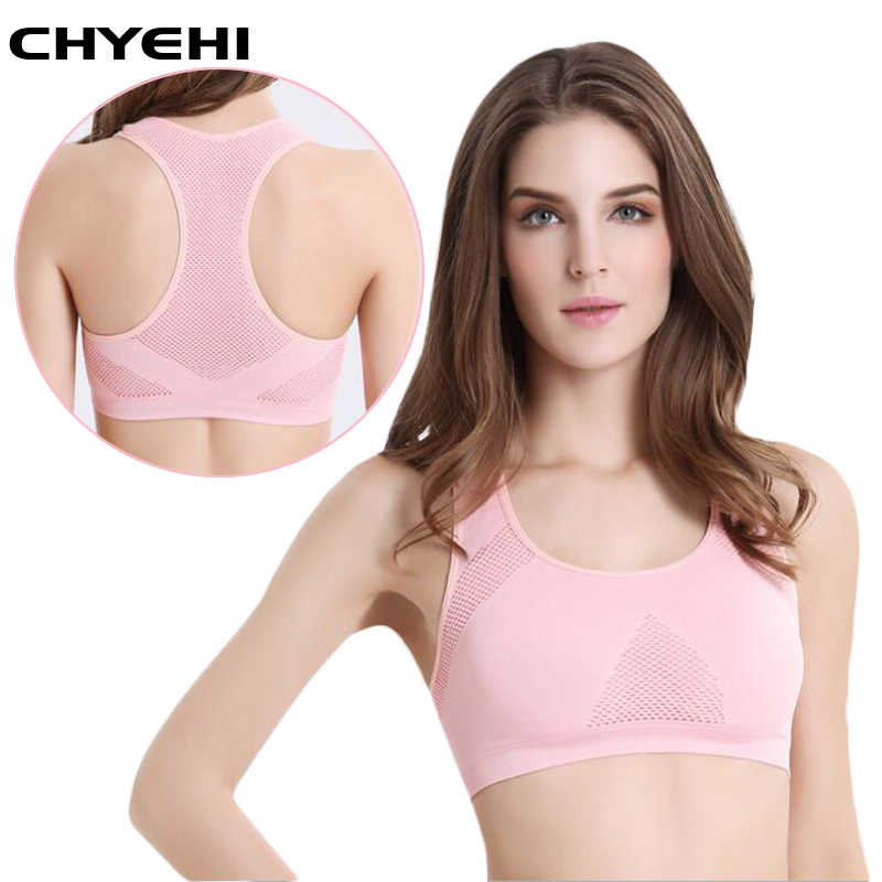 a0f10961cd62c  5Colour 3size  Professional Absorb Sweat Top Athletic Running Sports Bra  Gym Active Bra