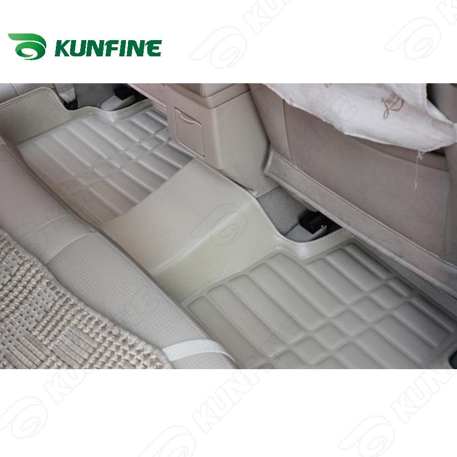 3D car floor mat for VW SCIROCCO/BEETLE/GOLF/SHARAN foot mat car foot pad 3 colors Left hand driver drop shipping