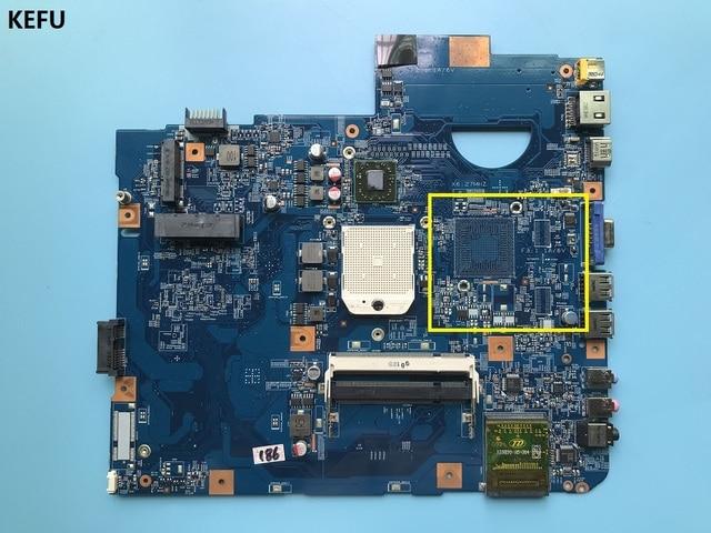KEFU Máy Tính Xách Tay Bo Mạch Chủ Cho Acer CHO aspire 5542 gam 5542 MBPHA01001 48.4FN01.011 DDR2 với chất lượng tốt