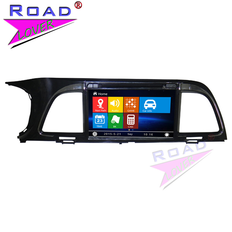 TOPNAVI Wince 6.0 Double Din 8Inch Car Media Center DVD Player For KIA K4 2014- Stereo GPS Navigation Auto Video TFT Touch MP3