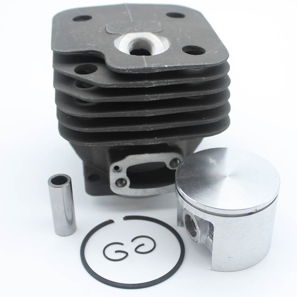NIKASIL 52MM CYLINDER PISTON FOR HUSQVARNA 61 268 272 272K 272XP Chainsaw Engine Motor Parts 503758172 crankcase crank case engine motor housing gasket for husqvarna 61 268 272 272xp chainsaw parts