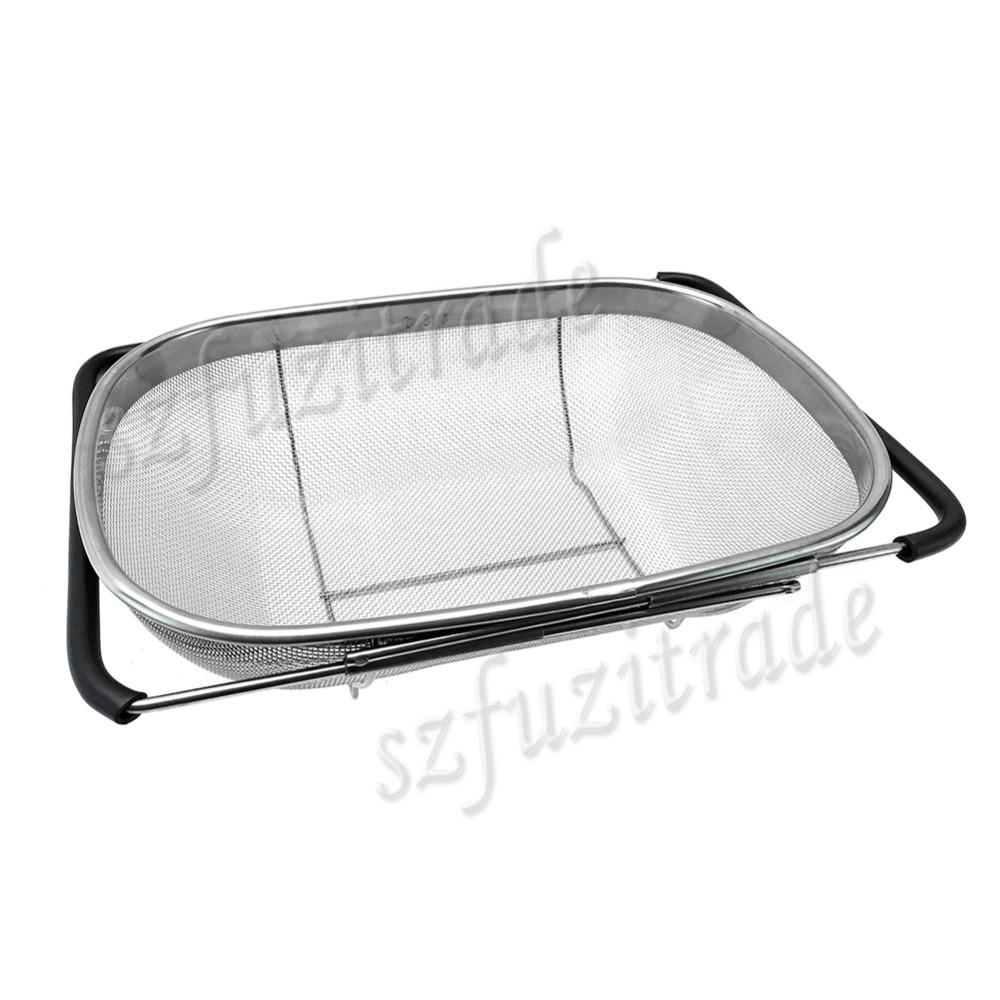 Kitchen Sink Accessories Basket online get cheap kitchen sink strainer basket -aliexpress