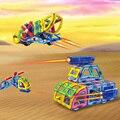 Большой магнитный Строительный набор  96 шт.  дизайнерские магнитные строительные блоки  развивающие игрушки для детей  подарки для детей