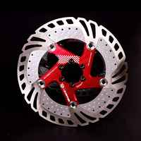 Brakco Bicycle Brake Disc Rotor DR-11FA 160/180/203mm Mountain MTB Bike Floating disk cable parts made in TAIWAN original 2018