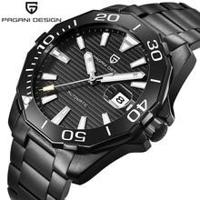 Automatic Mechanical Watch Men Full Steel Business Waterproof Sport Mens Watches Top Brand Luxury Military Clock horloges mannen
