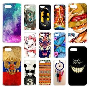Silicone Cover Case For OPPO F11 Pro A1K A5S A7 A73 A7X A1 A83 F3 F5 F7 Realme 3 Pro Find X Lite A5 A9 2020 Soft TPU Phone Cases(China)