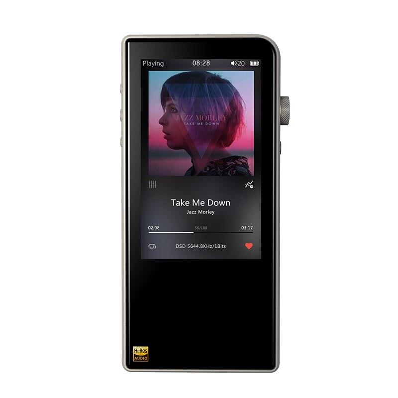 Shanling M3s Bluetooth 4.1 Hiby Link Lossless Portable Music MP3 Player Apt-X Retina DOP DSD256 Hi-Res Audio Balanced Out PO/LO shanling m2 hifi professional lossless music mp3 portable player walkman s