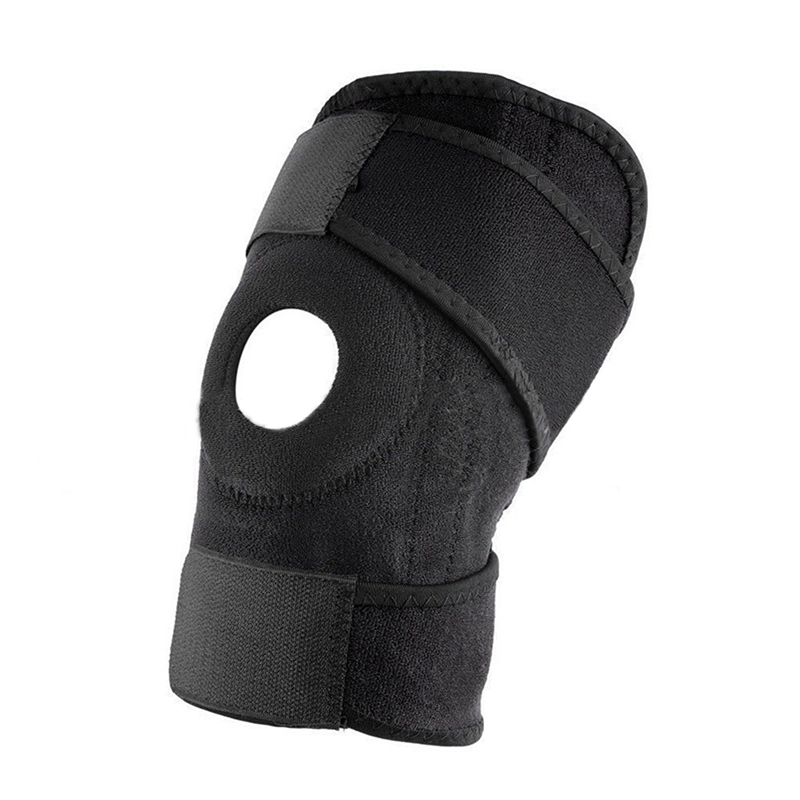 1Pc Knee Strap Outdoor Exercise Elastic Adjustable Knee Support Safety Guard Sport Brace protector for cycling hiking
