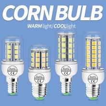 цена на Light Bulbs Led Lamps E27 Bulb Led 220V E14 5050 SMD Energy Saving Spiral Lamp 3W 5W 7W 9W 24 30 36 48leds Home Bedroom Lighting